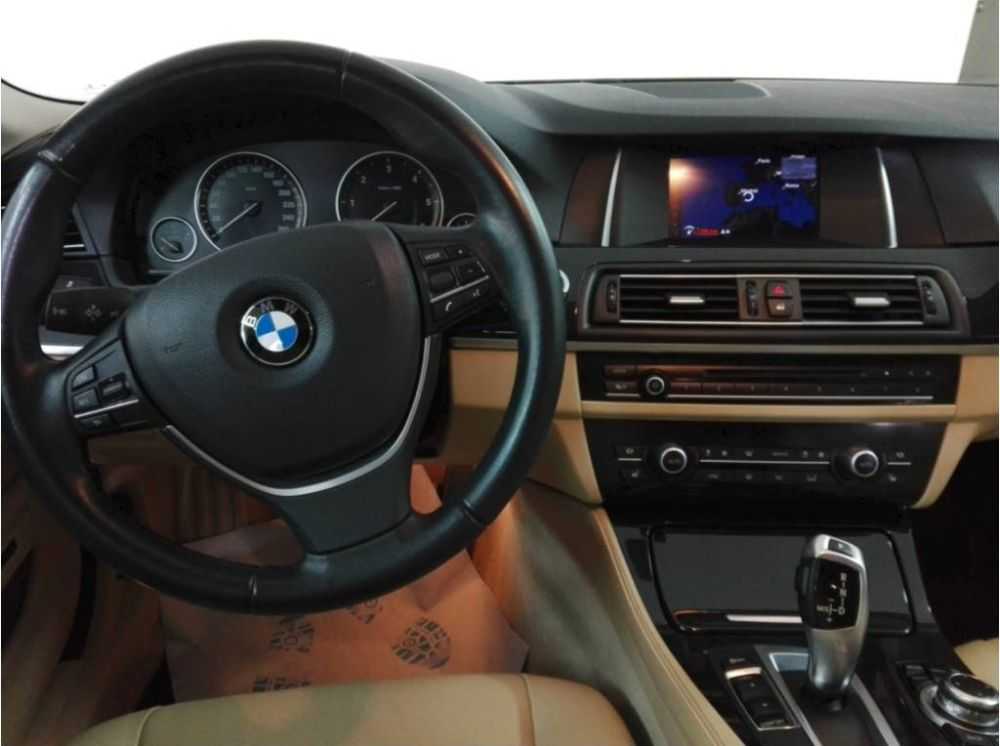 BMW 520dA Touring Segunda Mano