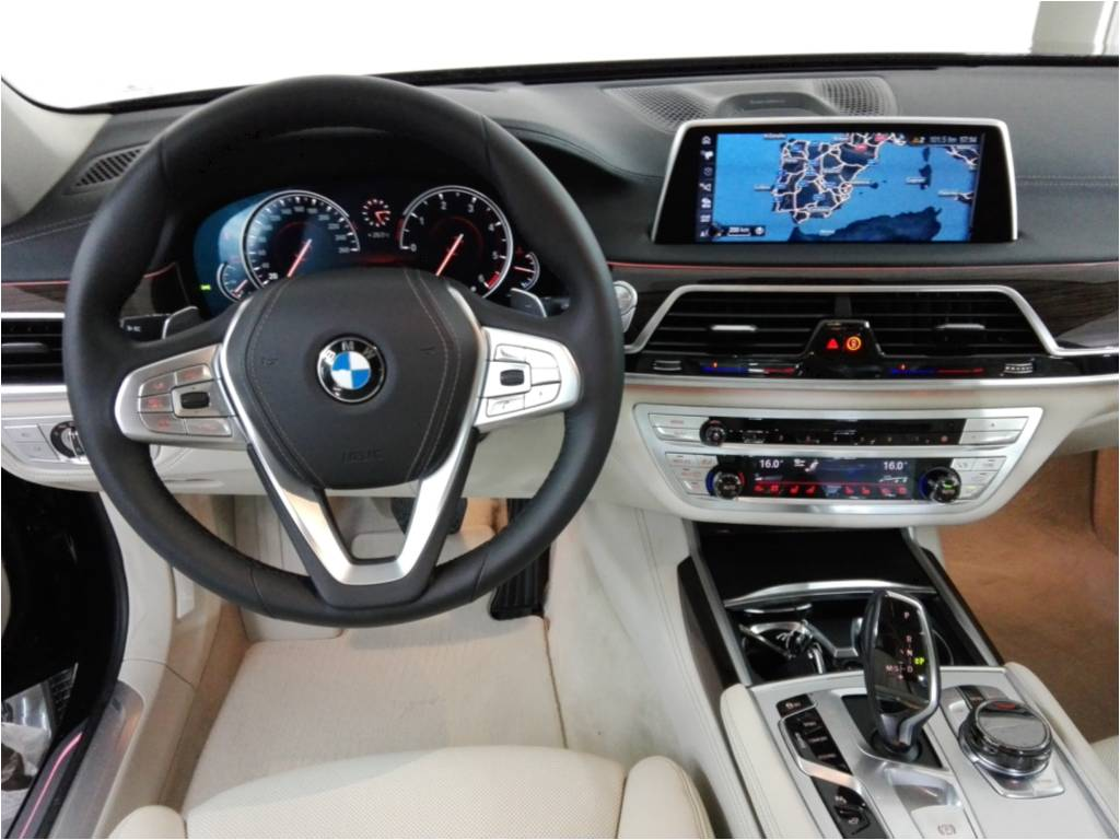 BMW 730d Segunda Mano