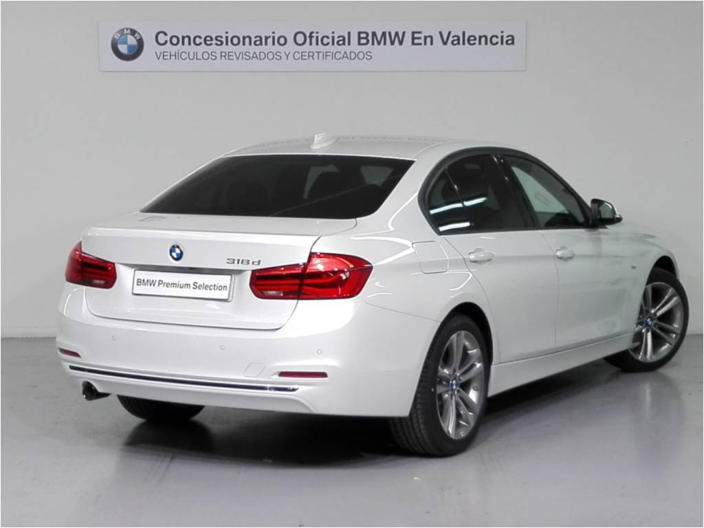 BMW 318dA Business Segunda Mano