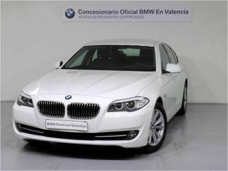 BMW 520dA Luxury Segunda Mano