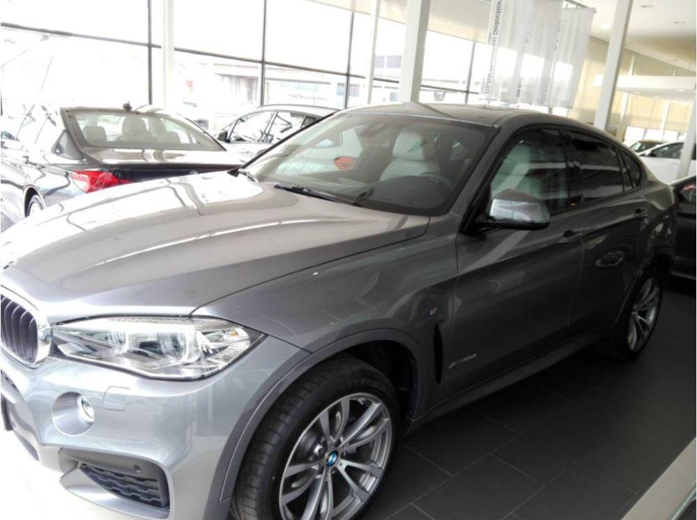 BMW X6 xDrive 30dA Segunda Mano