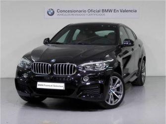 Coche BMW X6 xDrive 40dA