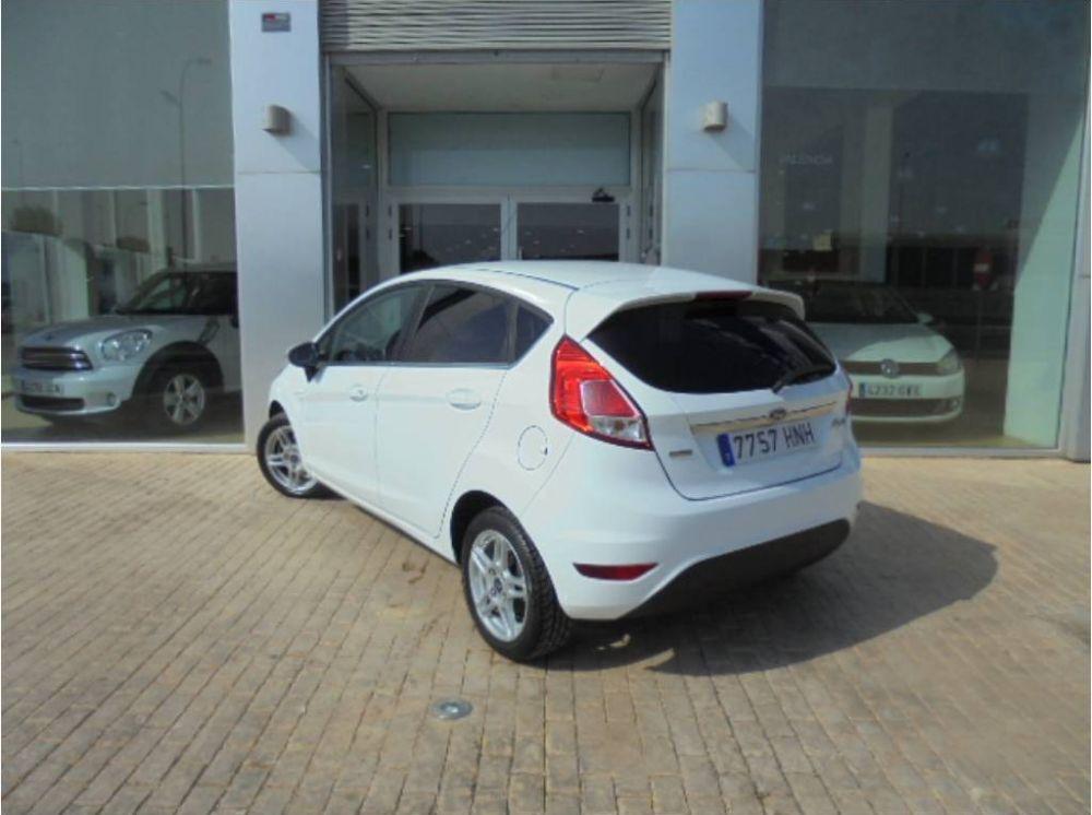 FORD Fiesta 1.0 EcoB. Titanium X Auto-S&S 125 Segunda Mano