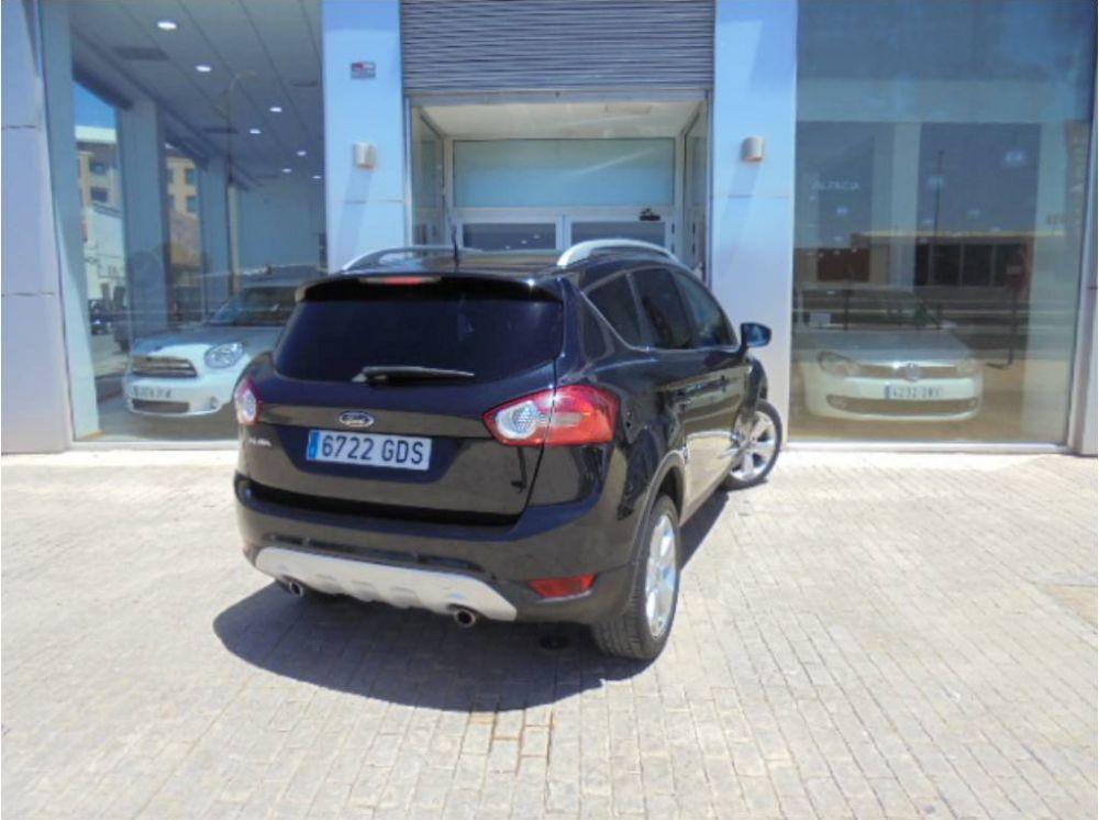 FORD Kuga 2.0TDCI Titanium 4WD Segunda Mano