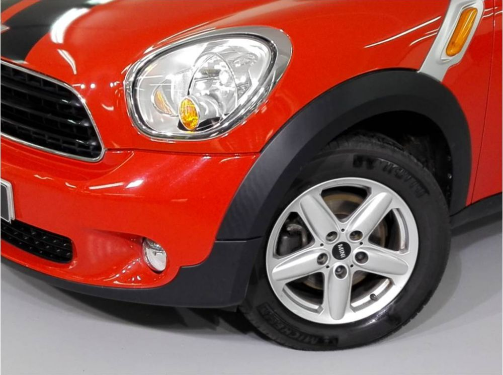 MINI Mini Countryman One D Segunda Mano