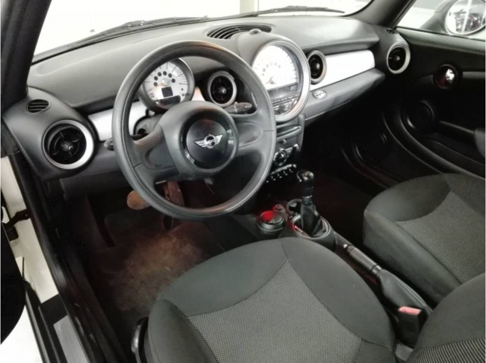 MINI Mini Cabrio One Aut. Segunda Mano
