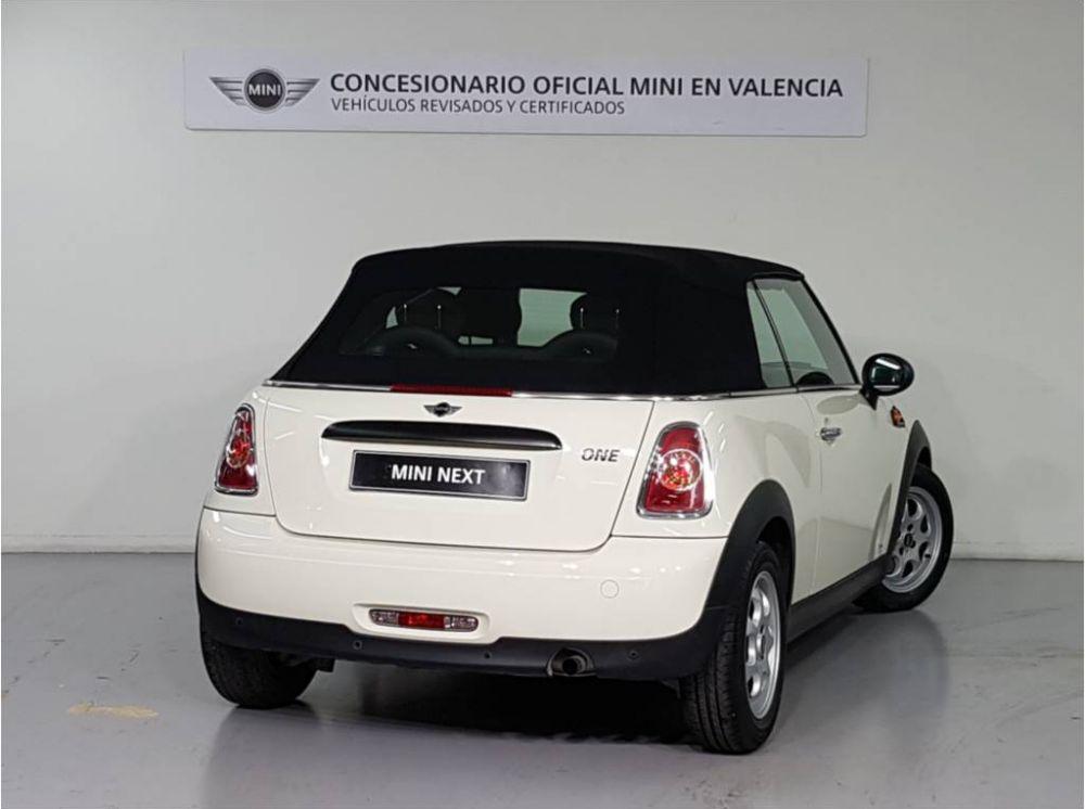 MINI Mini Cabrio One Segunda Mano