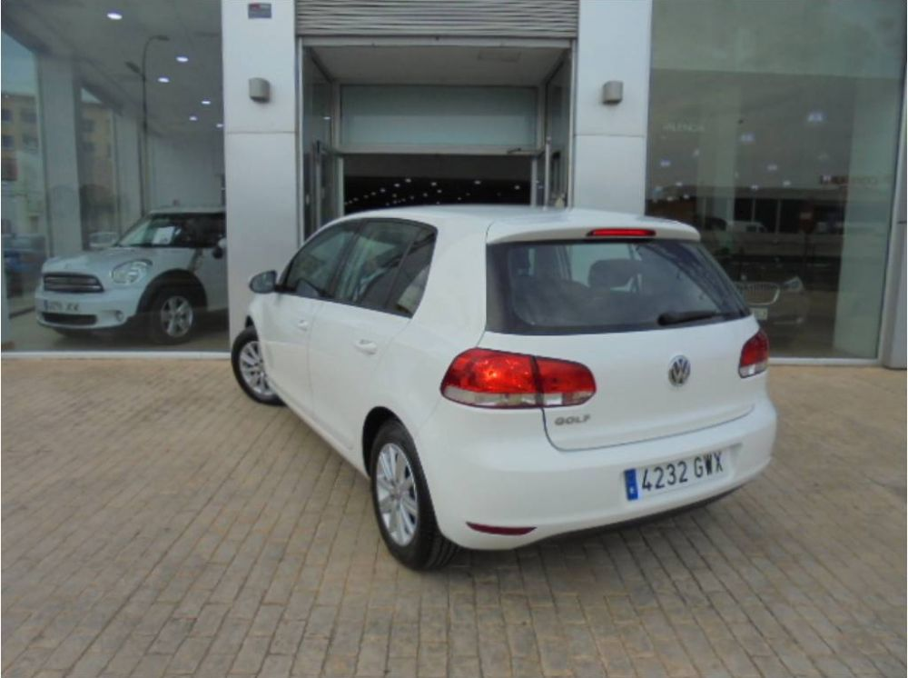 VOLKSWAGEN Golf 1.6TDI CR Advance 90 Segunda Mano