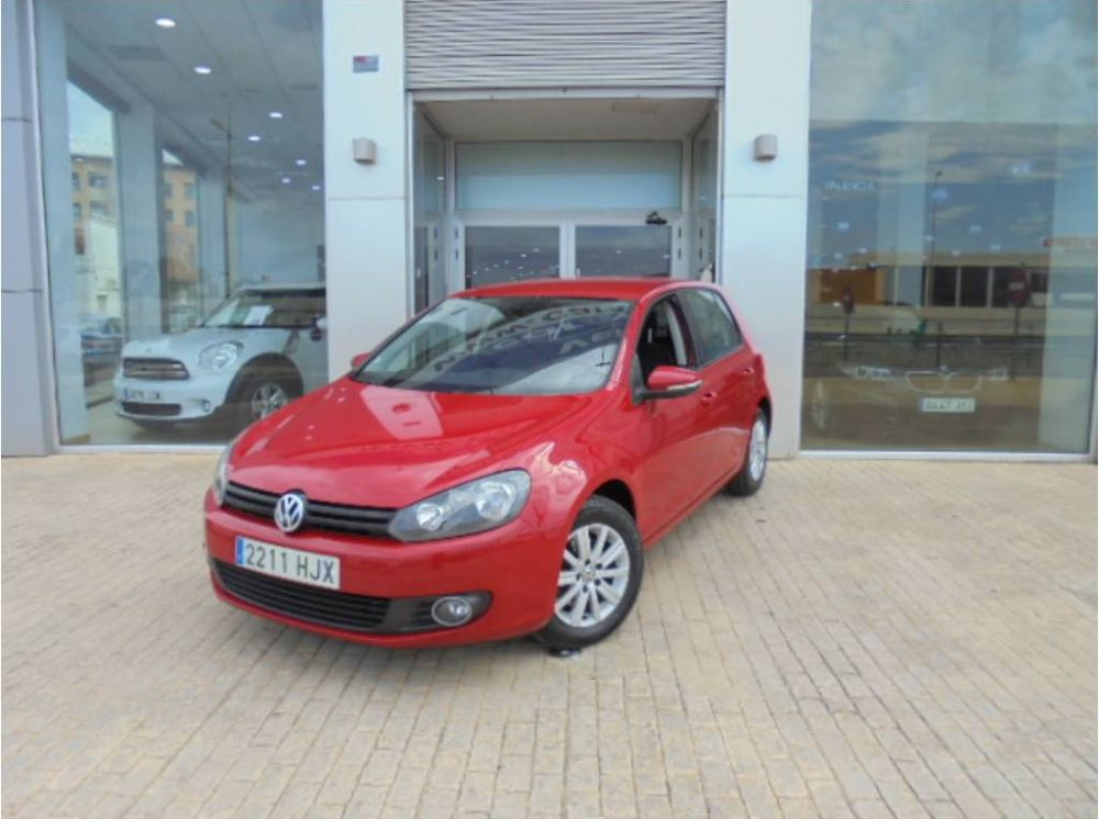 VOLKSWAGEN Golf 1.2 TSI Advance Rabbit Segunda Mano
