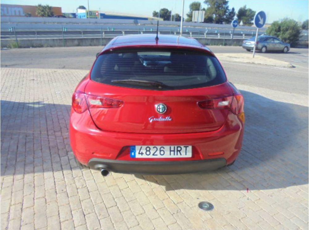 ALFA ROMEO Giulietta 1.6JTDm Progression Segunda Mano