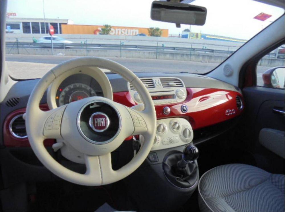FIAT 500 1.2 Lounge Segunda Mano