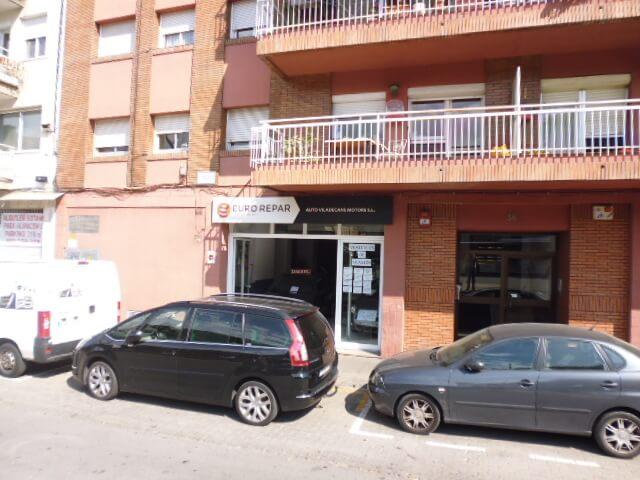 Taller AUTO VILADECANS MOTORS S.LU. en Barcelona