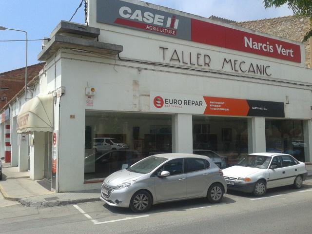 Taller NARCISO VERT SL en Girona