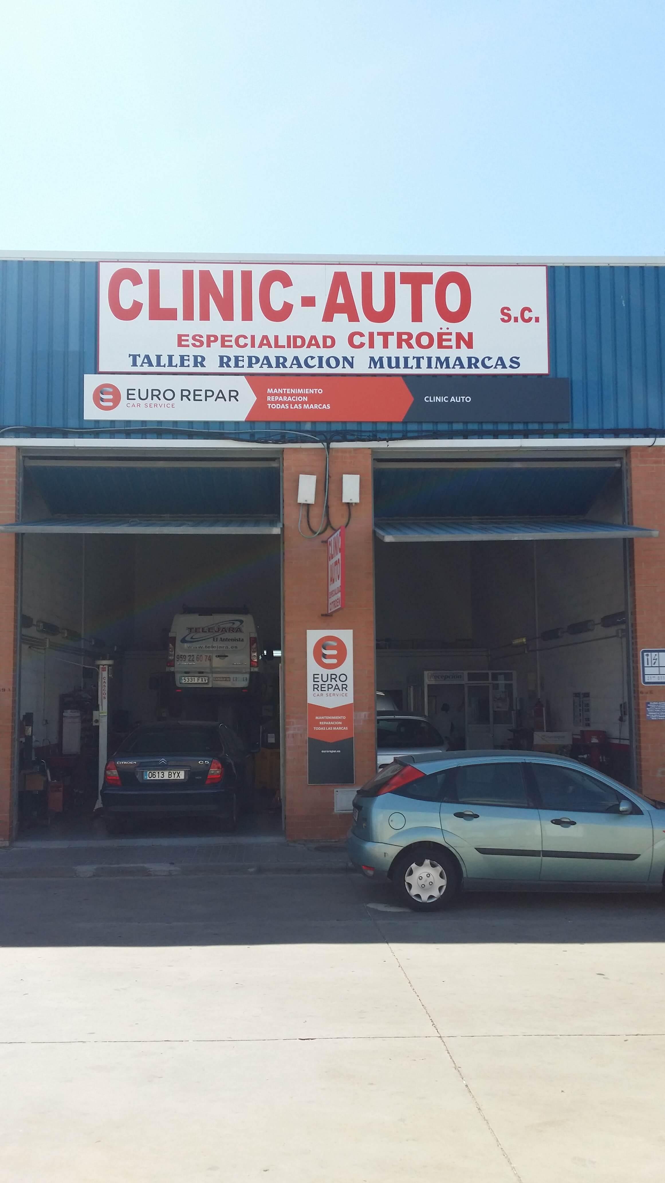 Taller CLINIC AUTO SC en Huelva