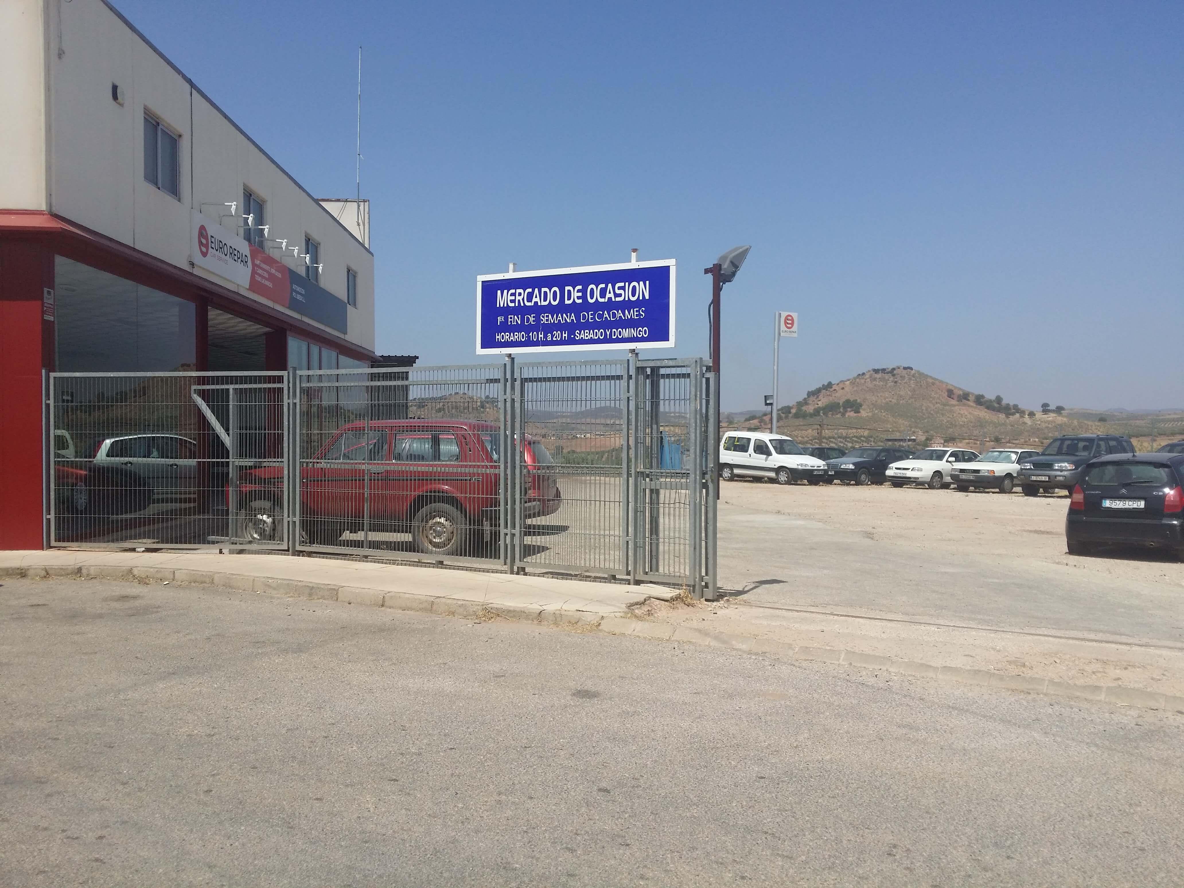 Taller AUTOMOCION POL UBEDA, S.L. en Jaén