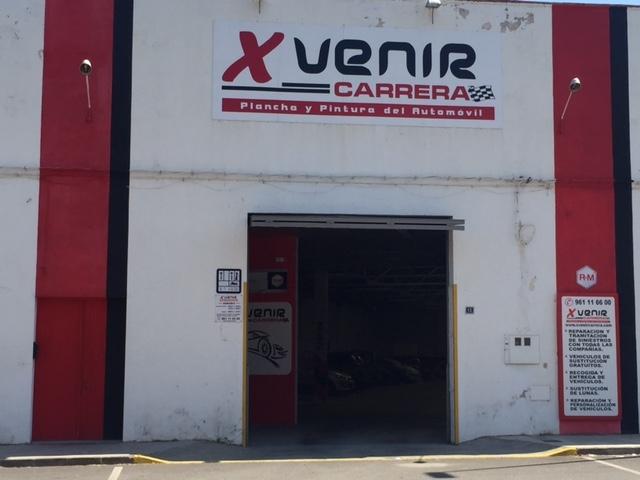 Taller FRANCISCO MORILLA, S.L. en Valencia