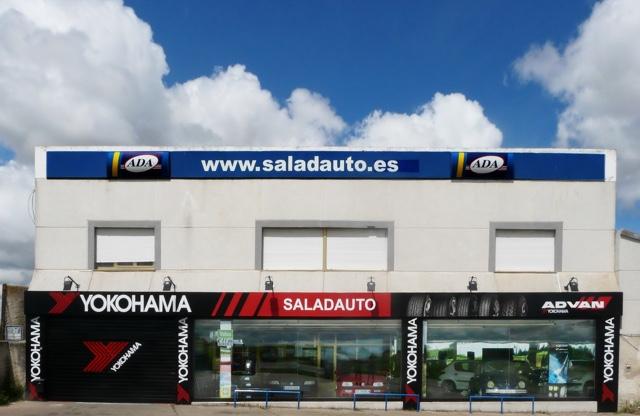 Taller SALADAUTO, S.L. en Salamanca
