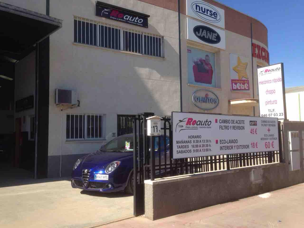 Taller Roauto albacete 2014 S.L. en Albacete