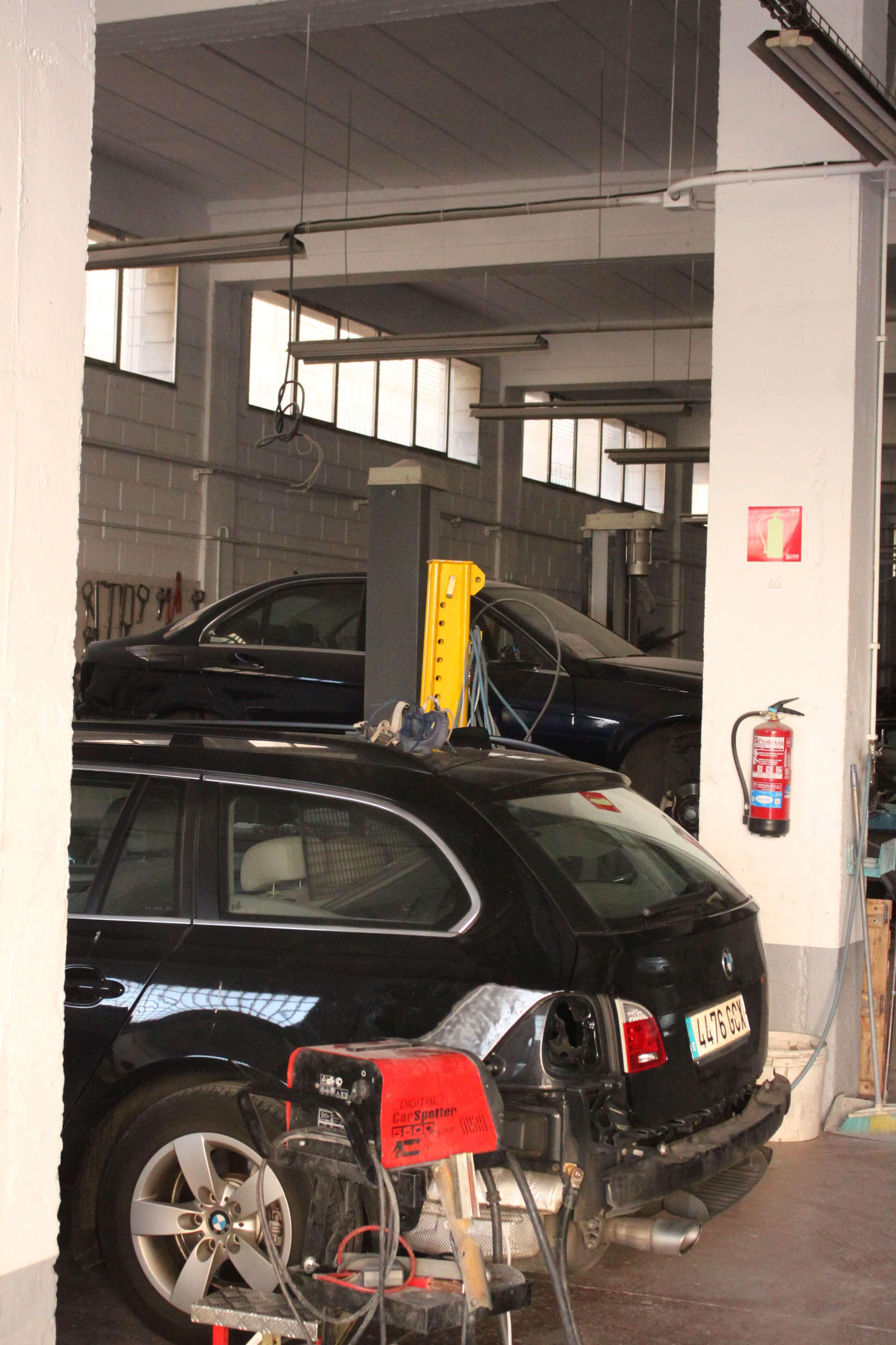 Taller AURIGA LISBOA S.L. en Madrid
