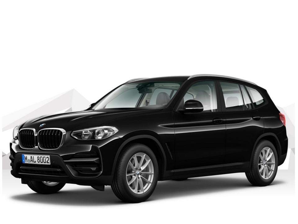 BMW X3 sDrive18d 150CV. Renting