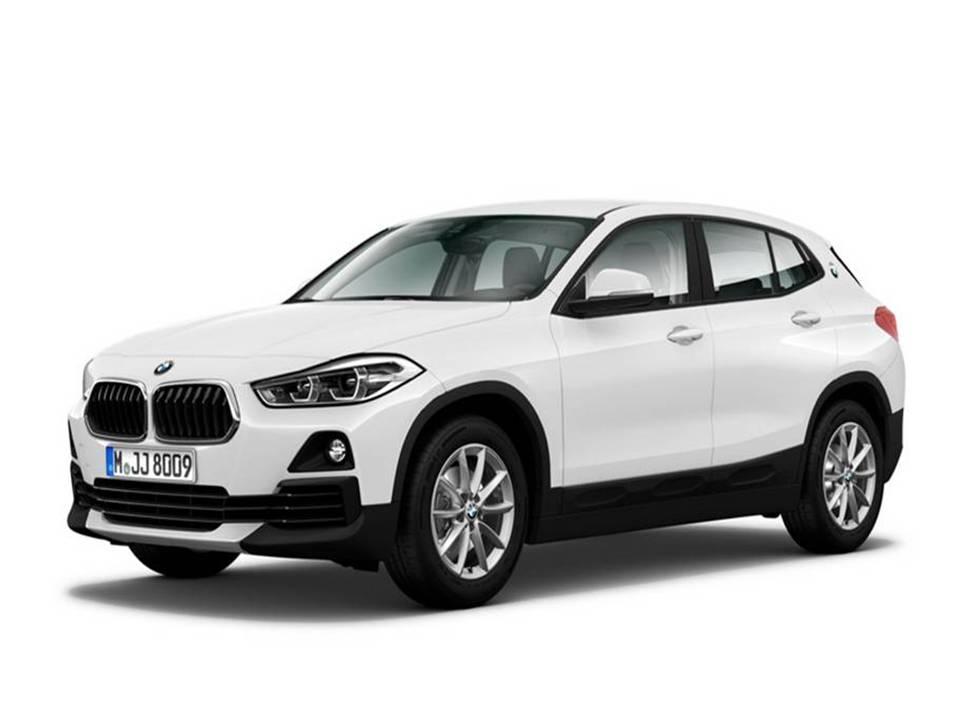 BMW X2 sDrive 18d 150CV Renting