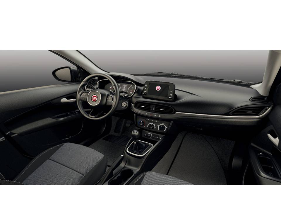 FIAT TIPO 5P Mirror 1.3 Multijet II 95CV Renting
