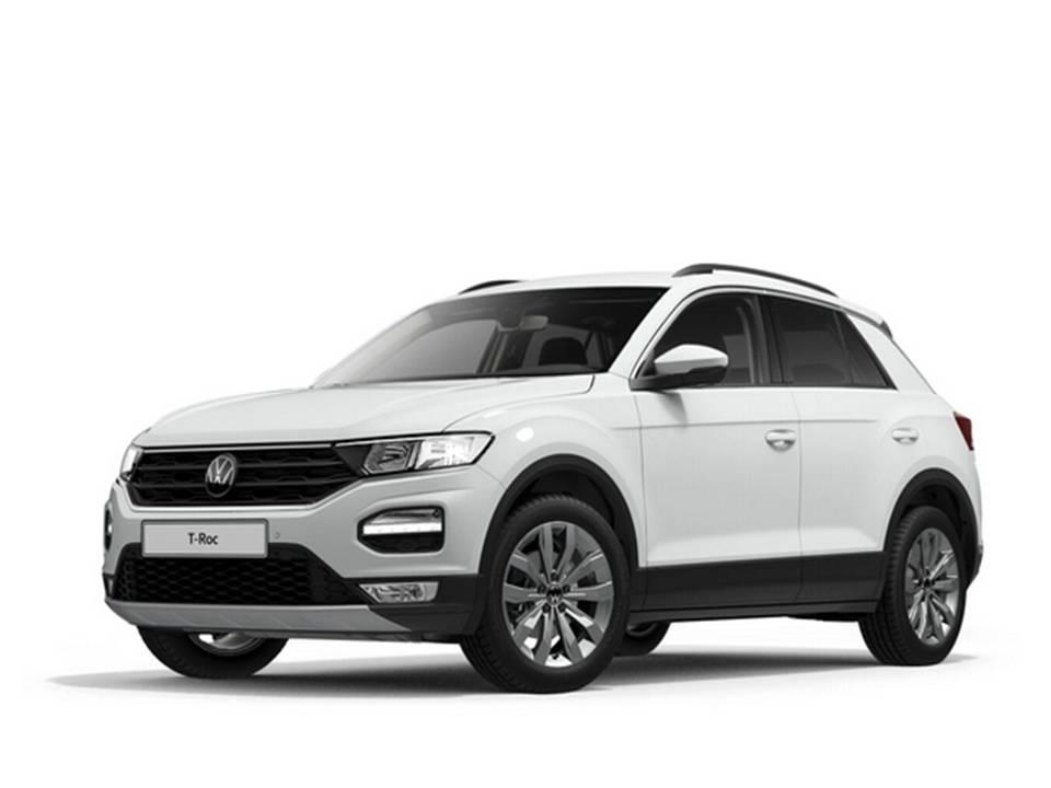 Volkswagen T-RocAdvance 1.5 TSI DSG (Automático) 150CV Renting