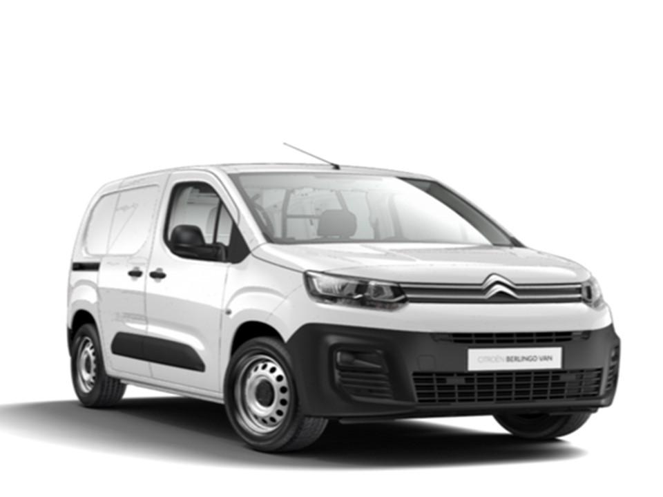 Citroën BERLINGO Talla M BlueHDi 100CV Control Renting