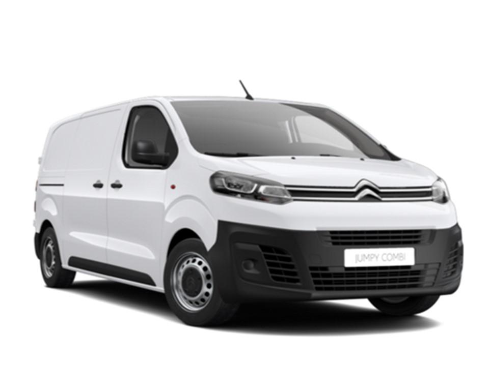 Citroën JUMPY Talla M BlueHDi 100CV Control Renting