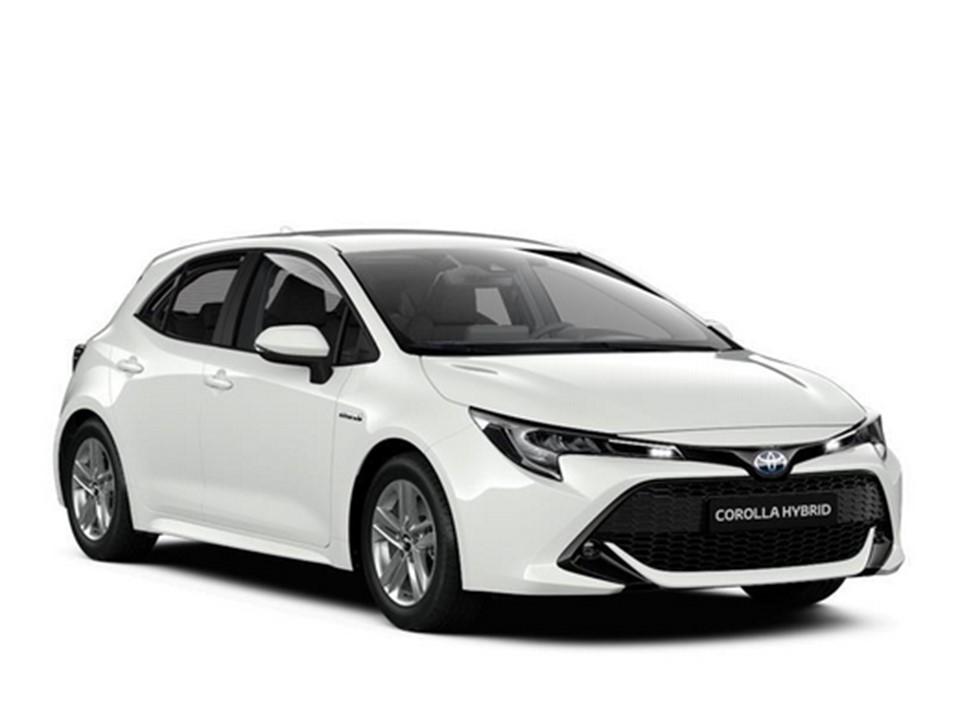 Toyota Corolla 125H (e-CVT) Active Tech 122CV Automático Renting