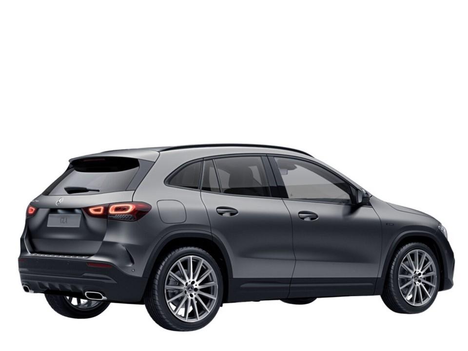MERCEDES-BENZ GLA 250 e 160CV (Híbirdo Enchufable) Renting