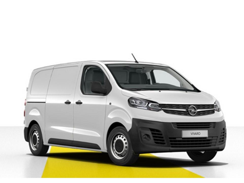 Opel Vivaro Furgón M Std Express 100 CV Renting