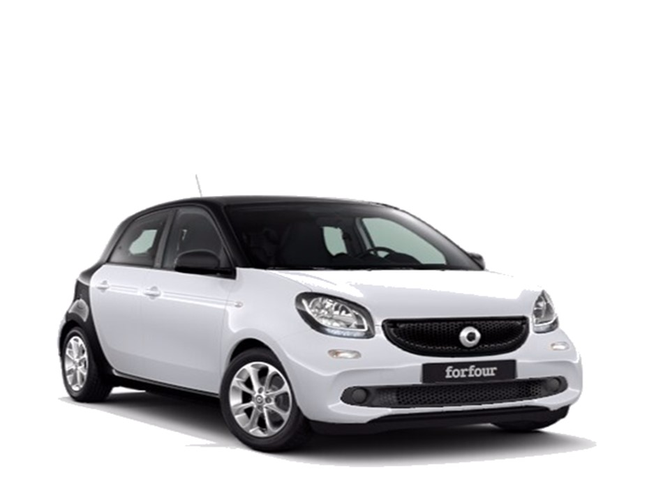Smart Forfour EQ  Renting
