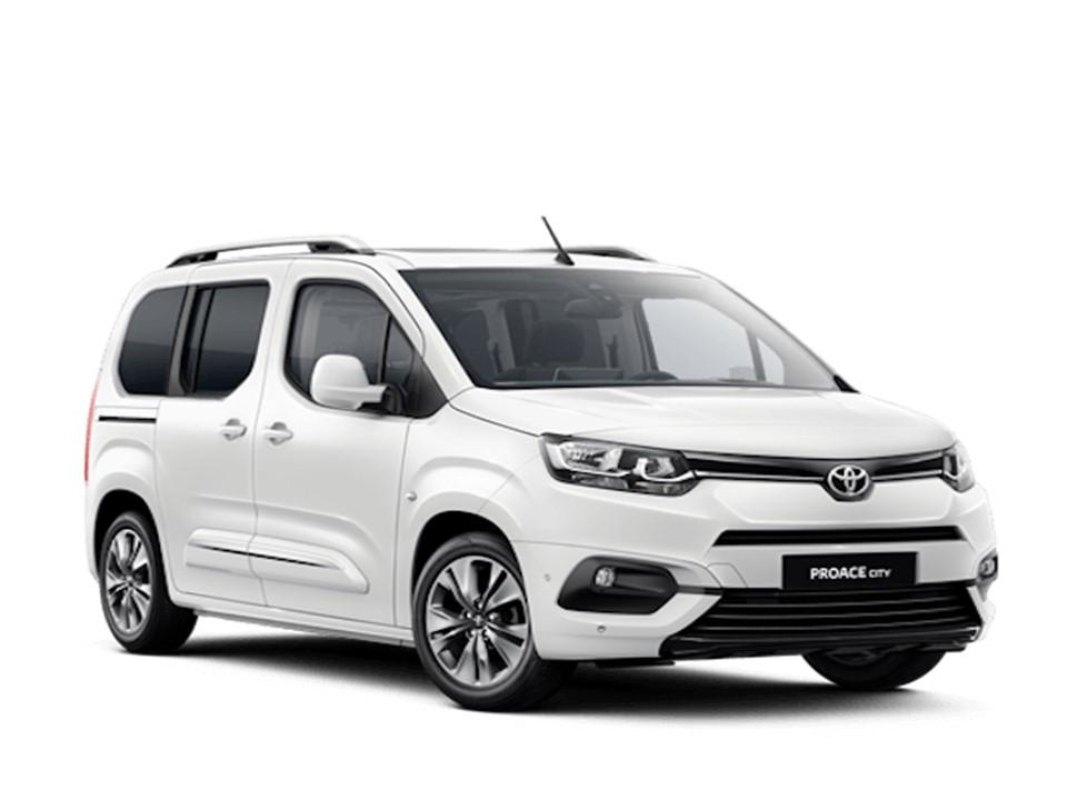 Toyota Proace City Combi L1 VX 102 CV (5 Plazas)  Renting