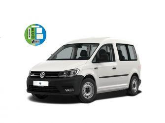 Volkswagen CADDY Kombi 1.4 TGI 110CV 4 Puertas. Segunda Mano