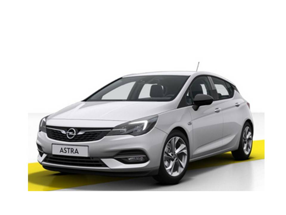 OPEL ASTRA 1.2T 110CV GS Line Renting