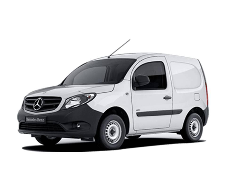 Mercedes Citan 109 CDI Furgon Larga 90CV Renting