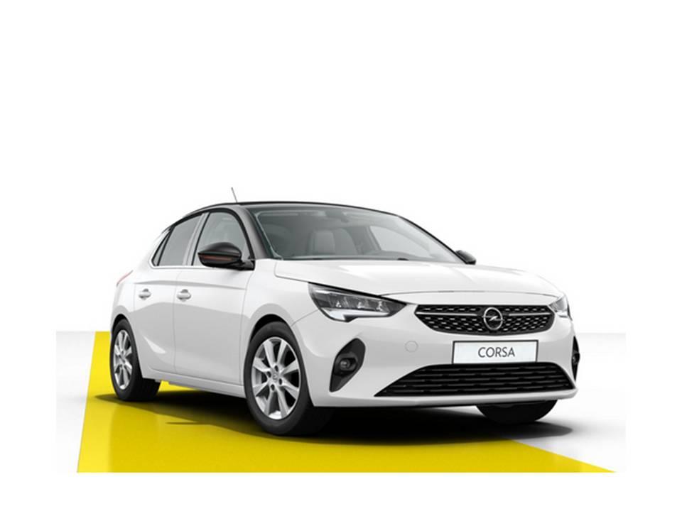 Opel Corsa Edition 1.2 XEL 75CV  Renting
