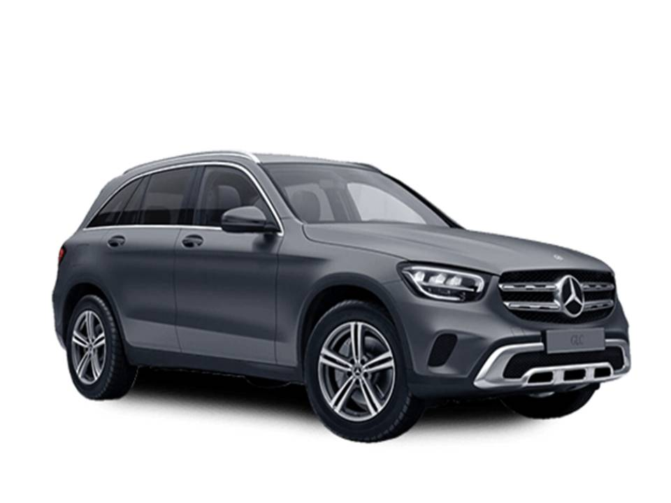 Mercedes GLC 200d 4MATIC Renting