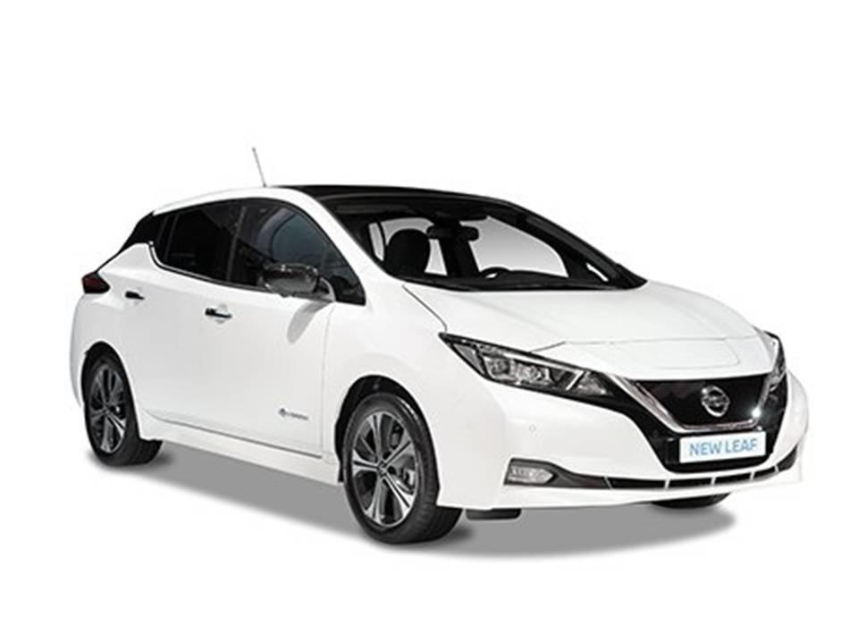 Nissan Leaf Acenta 150 CV Eléctrico. Renting
