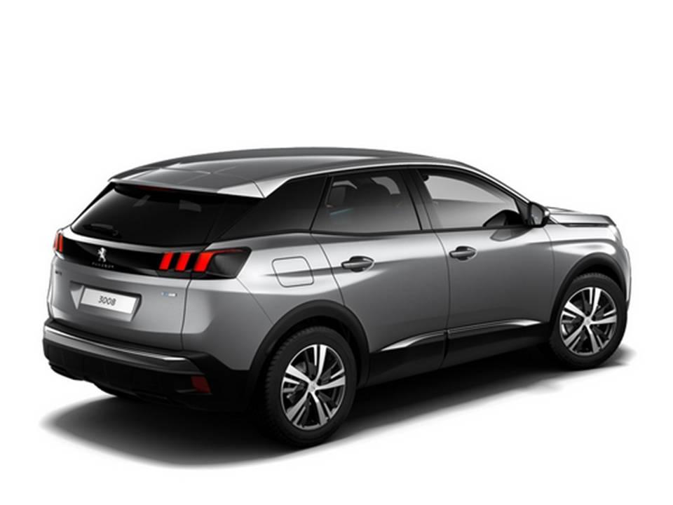 Peugeot 3008 1.5 BlueHDi 130CV S&S Allure Renting