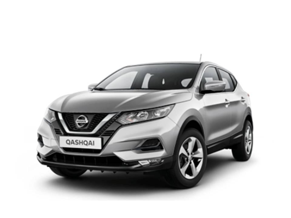 Nissan Qashqai DIG–T 140CV ACENTA N-Style. Renting