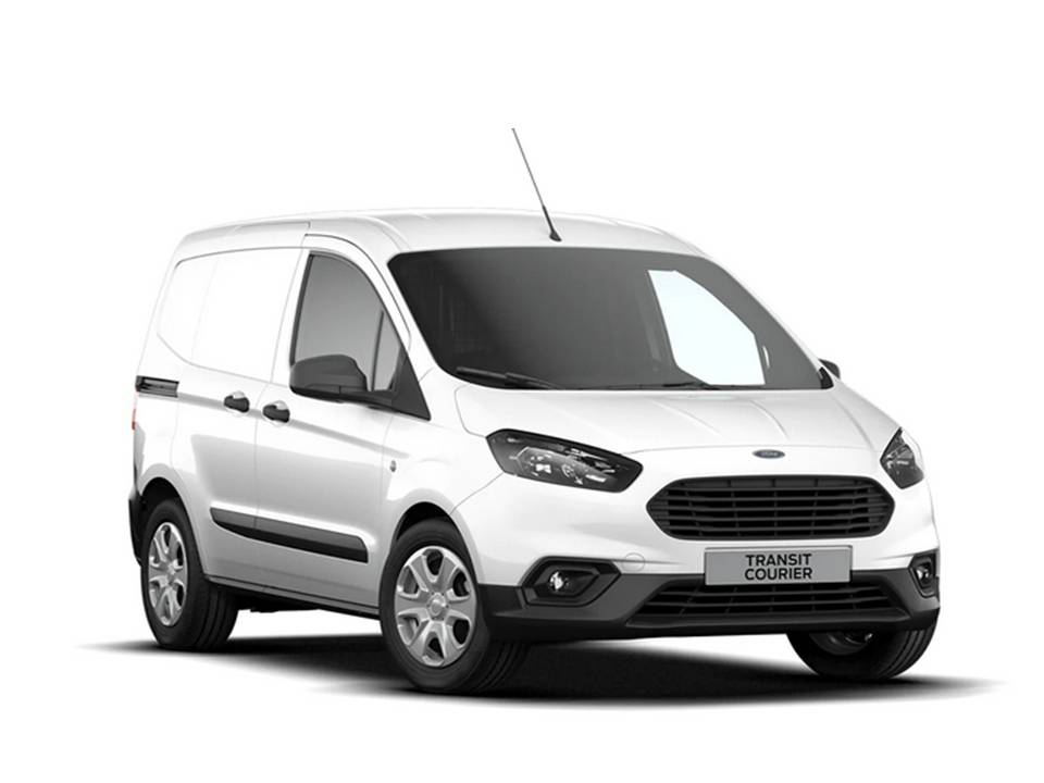 Ford Transit Courier VAN TREND 1.5 TDCi 75CV Renting