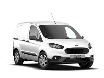 Ford Transit Courier VAN TREND 1.5 TDCi 75CV Segunda Mano