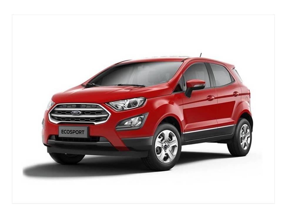 Ford Ecosport_1. YonderAuto