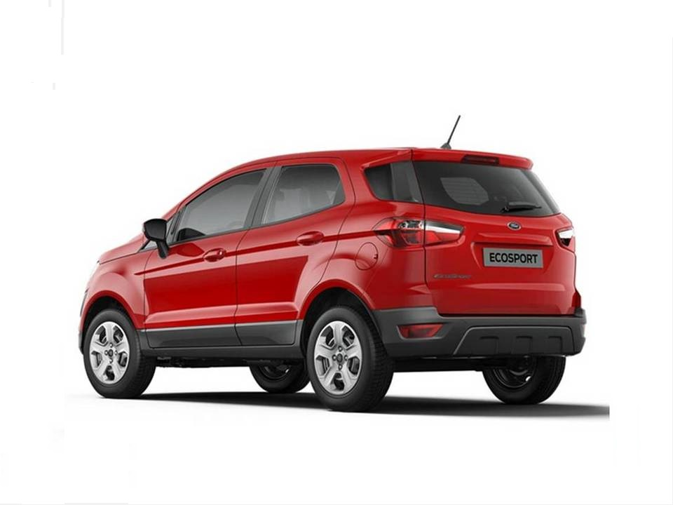 Ford Ecosport_2. YonderAuto
