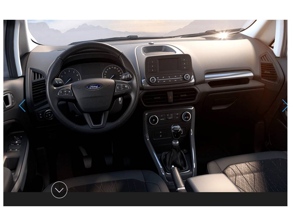 Ford Ecosport_3. YonderAuto