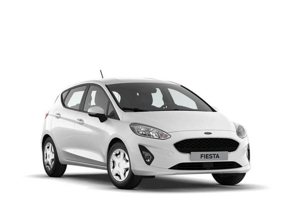 Ford Fiesta Trend. YonderAuto.