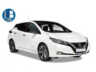 Nissan Leaf Acenta 150 CV Eléctrico. Segunda Mano