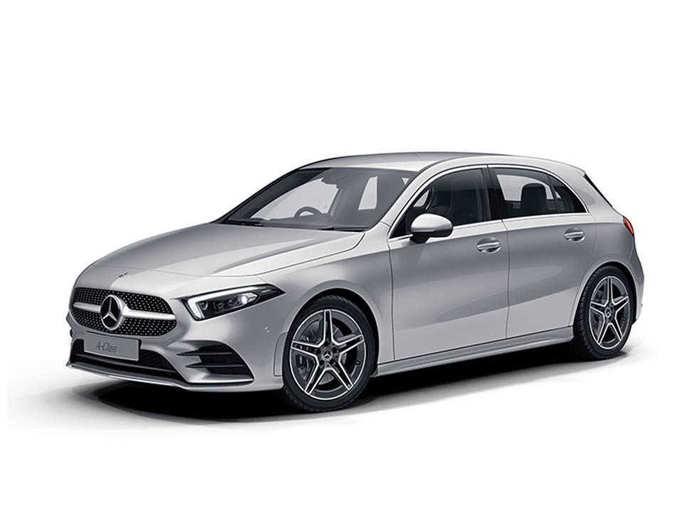 Mercedes CLASE A 180 D 7G-DCT 116 CV Renting